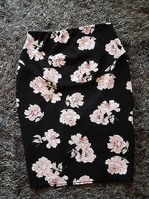 new look maternity skirt size 8