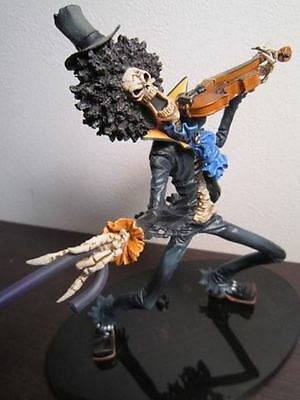 One Piece Brook Banpresto Figure Colosseum II 2 SCultures Big vol.6 New 125