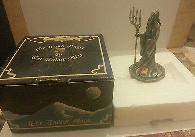 Myth and Magic LOTR ARWEN boxed by TUDOR MINT (RARE)