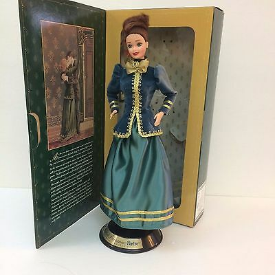 HALLMARK YULETIDE ROMANCE BARBIE Special Edition Third in a Series 1996