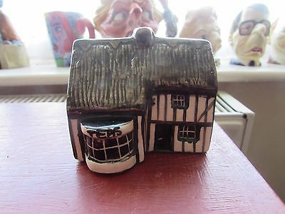 """No 4 Tea Shop Tey Pottery """"Britain in Miniature"""" Countryside Collection"""