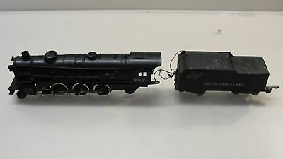American Flyer Chicago North Western Line 282 Locomotive & Tender A.c Gilbert Co