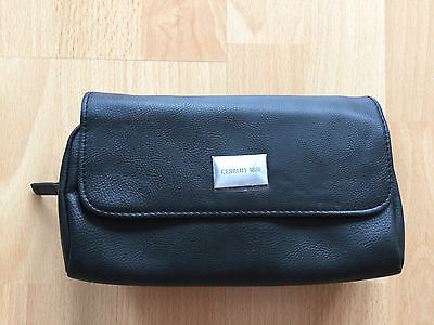 CERRUTI KOSMETIKTASCHE AMENITY KIT Turkish Airlines Institut Karite Kulturbeutel