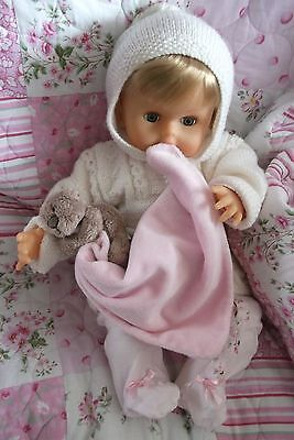 """Large 20"""" Baby Doll for Play or Reborn"""