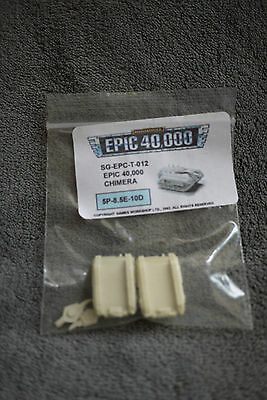 Warhammer Epic 40k Forge World Imperial Guard Chimera - pack of 2