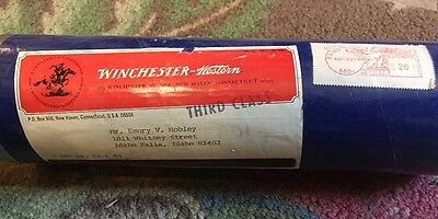 Winchester Calenders 1965 1 Set Each A & B For A Total Of 6 Calenders