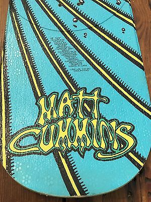 Lib Tech Matt Cummins Pool Skater Rad Rick Flower Top Vintage Snowboard