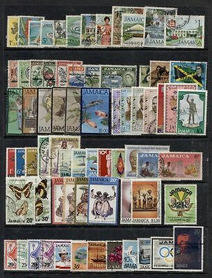 Jamaica ***************** Used Collection ***************** 70 Different