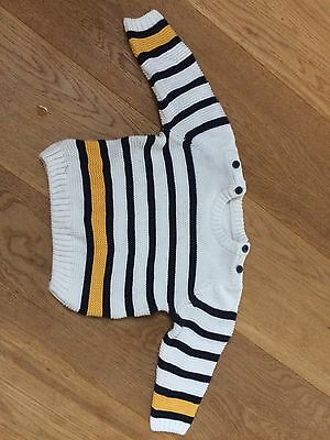 marks and spencer Baby Boy Jumper 9-12 Months RRP:£9 BNWOT