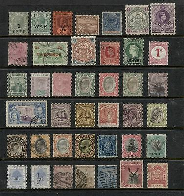 British ****************** Pre-1950 Mint And Used ******************* Cat. $120+