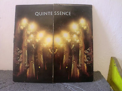 """QUINTESSENCE """"Be This Dedicated To Our Lord Jesus"""" GIMMICK COVER GERMANY 1974"""
