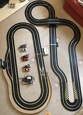 Scalextric Pit Stop Challenge Digital Set and Supercar Clash, TWO TRACKS