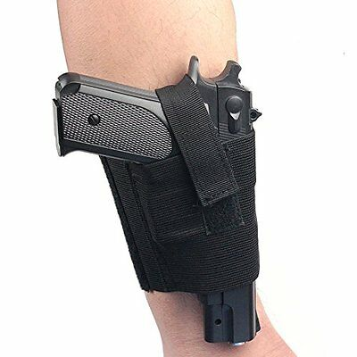 Concealed Carry Ankle Leg Pistol Gun Holster LCP LC9 PF9 for Sig 223 SCCY 9mm