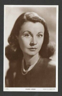 Vivien Leigh Picturegoer W Series Film Star Cinema Actress Postcard W 422