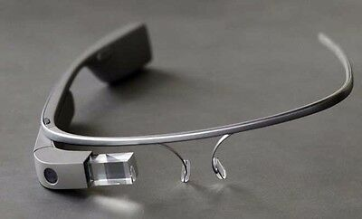 Google Glass Latest Explorer Edition - Shale (Grey) - Wearable Smart Perfect