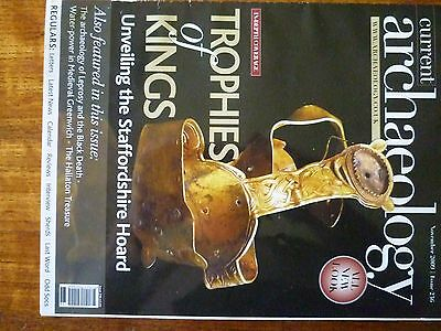 Current Archaeology magazine good condition - Issue 236