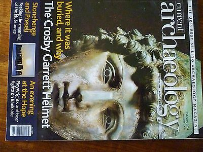 Current Archaeology magazine good condition - Issue 287
