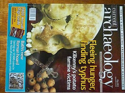 Current Archaeology magazine good condition - Issue 278