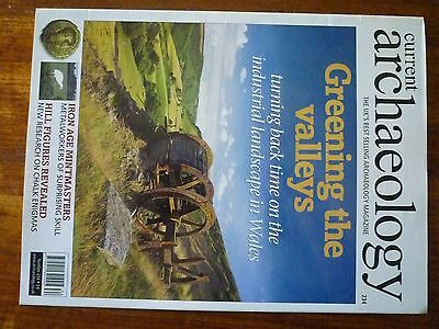 Current Archaeology magazine good condition - Issue 234