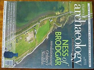 Current Archaeology magazine good condition - Issue 241