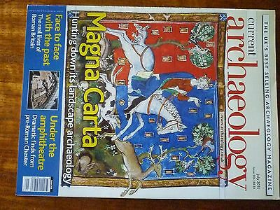 Current Archaeology magazine good condition - Issue 304