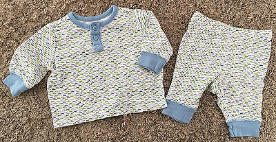 Dwell Studio Infant Boys 0-3 Months Long Sleeve 2-Piece Outfit