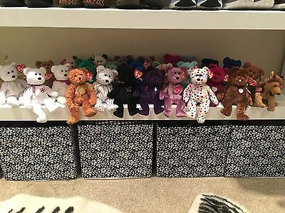Beanie Baby rare collection