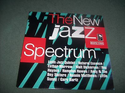Various - The New Jazz Spectrum comp. LP UK issue 1994 on BGP Records BGPD 1085