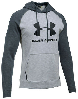 %% UNDER ARMOUR 2017 (statt 65 €) - Coldgear Sportstyle Triblend P/O Hoodie Men.