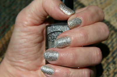 Color Club: SILVER GLITTER #781 Nail Polish New FREEPOST Australia 15ML