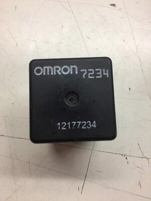 2X GM OMRON  RELAY 12177234  OEM FREE SHIPPING 60 DAY WARRANTY! 2