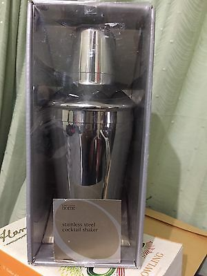 Cocktail Shaker Stainless Steel By Mark S And Spencer ( read detail )