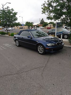 2006 BMW 3-Series  2006 bmw 325ci