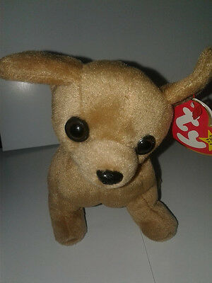 392d7278665 TINY THE CHIHUAHUA Ty Beanie Baby