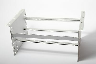 "Rack Mount Card Cage Vector Universal Subrack 19""x12 1/8""x9""!"