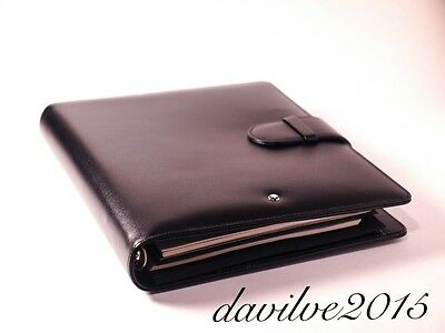 Montblanc 14875 Meisterstuck Organizer Large 30551 Leather GERMANY NEW IN BOX