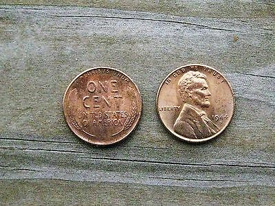Uncirculated Lincoln Cents (50) 1944S