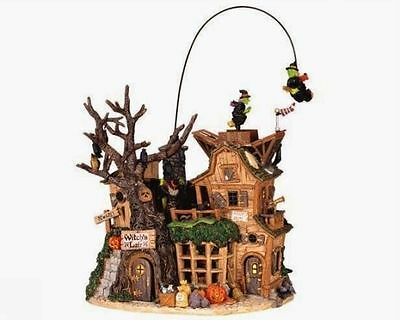 Lemax Spooky Town Halloween Witches Lair