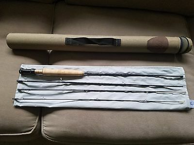 "Thomas & Thomas TNT XL4763-4 Fly Rod 7'6"" 3wt Brand New Never Fished"