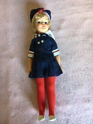 Vintage 1960's Tammy Family Pepper Doll G-9-W 2 Sailor By Ideal