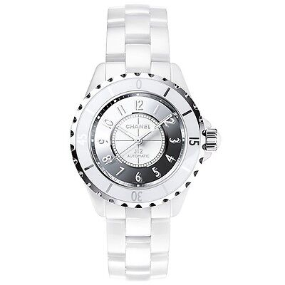 Chanel J12 Miller Woman Watch  Limited Edition 1200 Worldwide. Mirror Dial