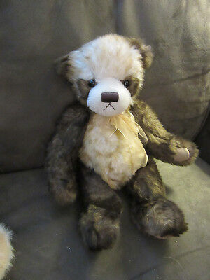 Gund  Ronaldo, Jointed Panda Bear - 15""
