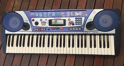 YAMAHA PSR260 KEYBOARD WARRANTY Great Condition With Power Pack