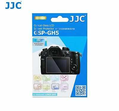 JJC GSP-GH5 Optical Glass LCD Screen Cover Protector for Panasonic Lumix GH5