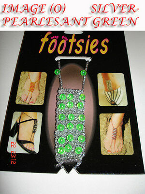Foot Jewellery ! for GYPSY TRIBAL Belly Dancing New