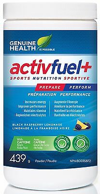 Whey Activfuel+ - Genuine Health - Sports Pre-Workout - Exp 11/2018 - 439 g