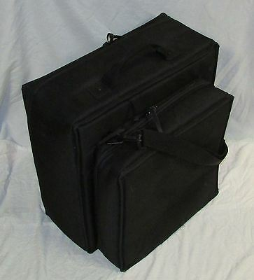Beato Padded Double Bass Drum Pedal or Module Brain Gig Bag Case