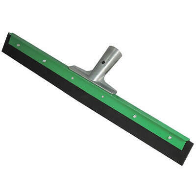 "UNGER Floor Squeegee,Straight,30"" W, FP750, Black/Green"