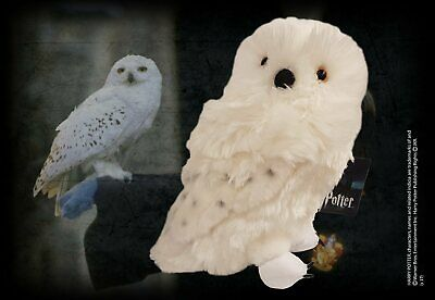 Harry Potter : HEDWIG PLUSH 15CM FIGURE from The Noble Collection NOB7561