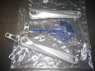 Ta Specialites Carmina Crankset  Spider - New - Made In France , Not Shimano